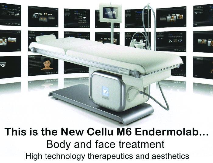 Lpg Lipo Massage Endermologie Beautyworks